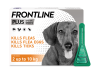 FRONTLINE Plus flea treatment for small dogs pack shot