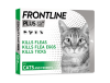FRONTLINE Plus for cats parent pack shot