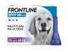 FRONTLINE Spot On flea treatment for large dogs pack shot