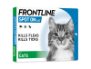 FRONTLINE Spot On for cats parent pack shot